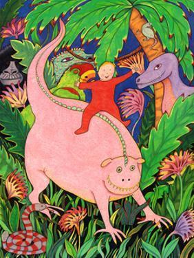 Adventure by Nancy Carlson