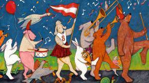 Animal Parade by Nancy Carlson