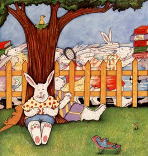 Relax by Nancy Carlson