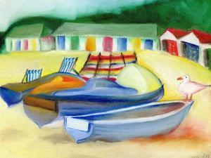 Durley Chine Seagull, 2012, by Nancy Moniz Charalambous