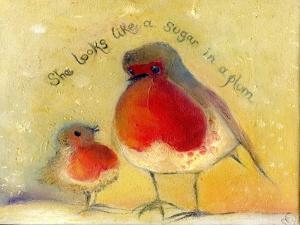 Mum and Me, 2012, by Nancy Moniz Charalambous