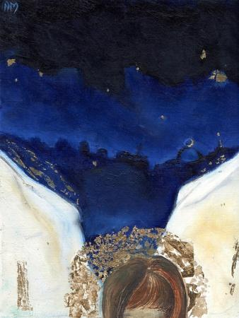 Night the angel got his wings, 2014,