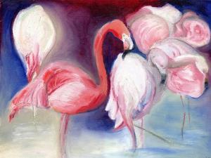 Pretty in Pink, 2012, by Nancy Moniz Charalambous