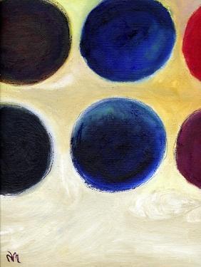 The Happy Dots 8, 2014, by Nancy Moniz Charalambous