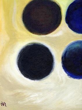 The Happy Dots 9, 2014, by Nancy Moniz Charalambous