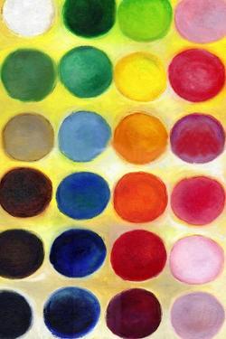 The Harmonious Happy Dots, 2014, by Nancy Moniz Charalambous