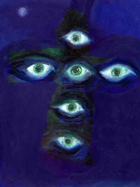 They have eyes and shall not see, 2015, by Nancy Moniz Charalambous
