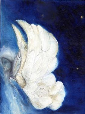Wings over London, 2013, by Nancy Moniz Charalambous