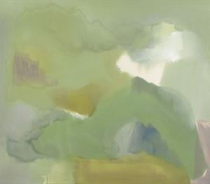 Cloud Burst by Nancy Ortenstone