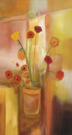 Comfort of Flowers by Nancy Ortenstone