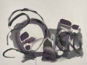 Gesture II by Nancy Ortenstone