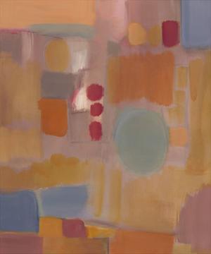 Persimmon Alley by Nancy Ortenstone