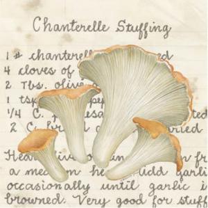 Chanterelle by Nancy Shumaker