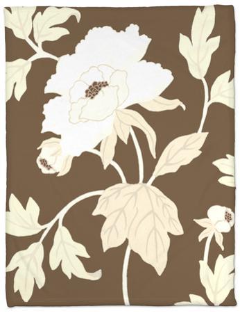 Small Neutral Peony Elegance I by Nancy Slocum