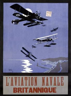 L'Aviation Navale, Britannique by Nancy Smith