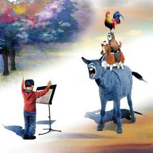 Bremen Musicians by Nancy Tillman