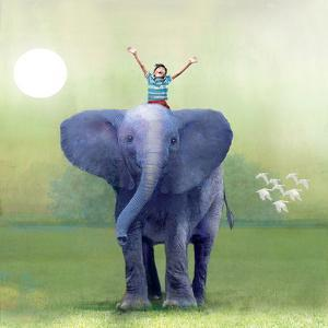 Elephant Ride by Nancy Tillman