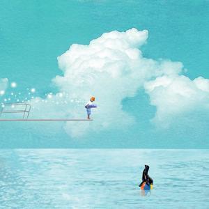 High Dive by Nancy Tillman