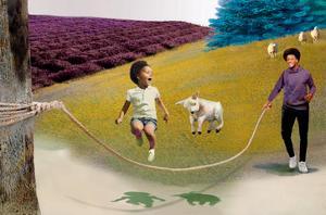 Jump Rope by Nancy Tillman