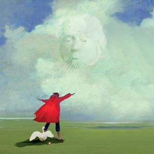 Lean into the Wind by Nancy Tillman