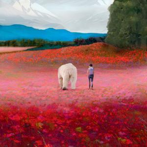 Meadow Walk by Nancy Tillman
