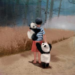 Panda Friends by Nancy Tillman