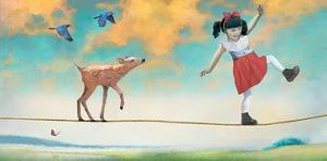 Snow White by Nancy Tillman