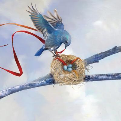 Spring Nest by Nancy Tillman