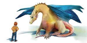 Stare Down the Dragon by Nancy Tillman