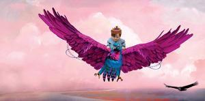 The Magical Bird by Nancy Tillman