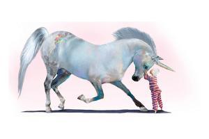 Unicorn Kiss by Nancy Tillman