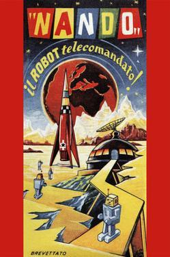 Nando - Il Robot a Telecomando