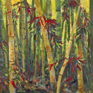 Bamboo Grove I by Nanette Oleson