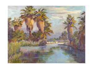 Desert Repose II by Nanette Oleson