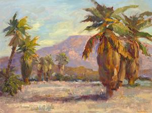 Desert Repose III by Nanette Oleson