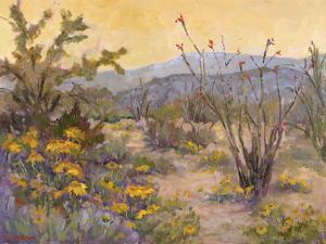 Desert Repose IV by Nanette Oleson