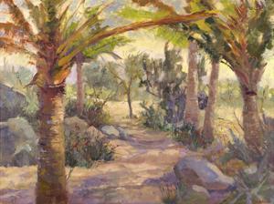 Desert Repose V by Nanette Oleson