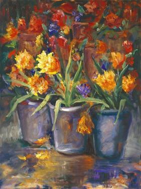 Flower Fiesta by Nanette Oleson