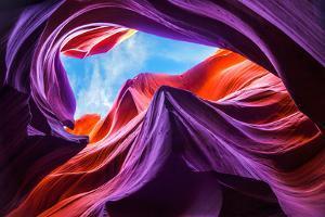 Magical Lower Antelope Canyon by Nanouk El Gamal