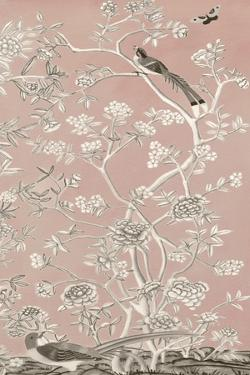 Blush Chinoiserie I by Naomi McCavitt