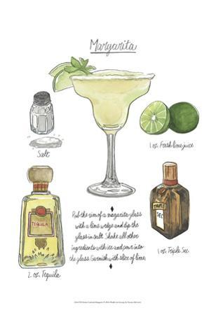 Classic Cocktail - Margarita by Naomi McCavitt