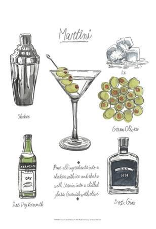 Classic Cocktail - Martini by Naomi McCavitt