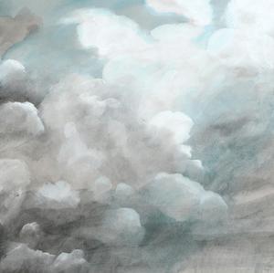 Cloud Study IV by Naomi McCavitt
