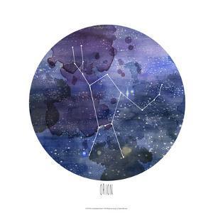 Constellation-Orion by Naomi McCavitt