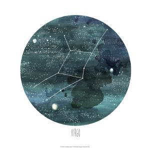 Constellation-Virgo by Naomi McCavitt
