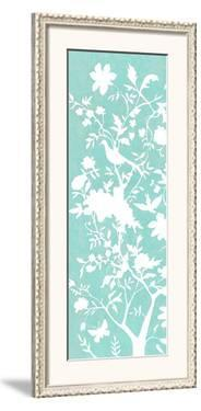 Graphic Chinoiserie I by Naomi McCavitt