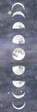 Moon Chart II by Naomi McCavitt