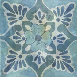 Patinaed Tile VI by Naomi McCavitt