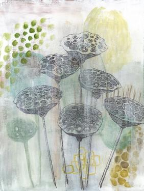 Seed Pod Composition I by Naomi McCavitt