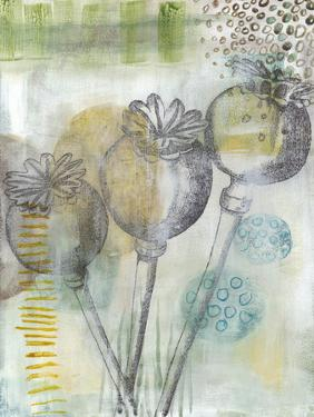 Seed Pod Composition II by Naomi McCavitt